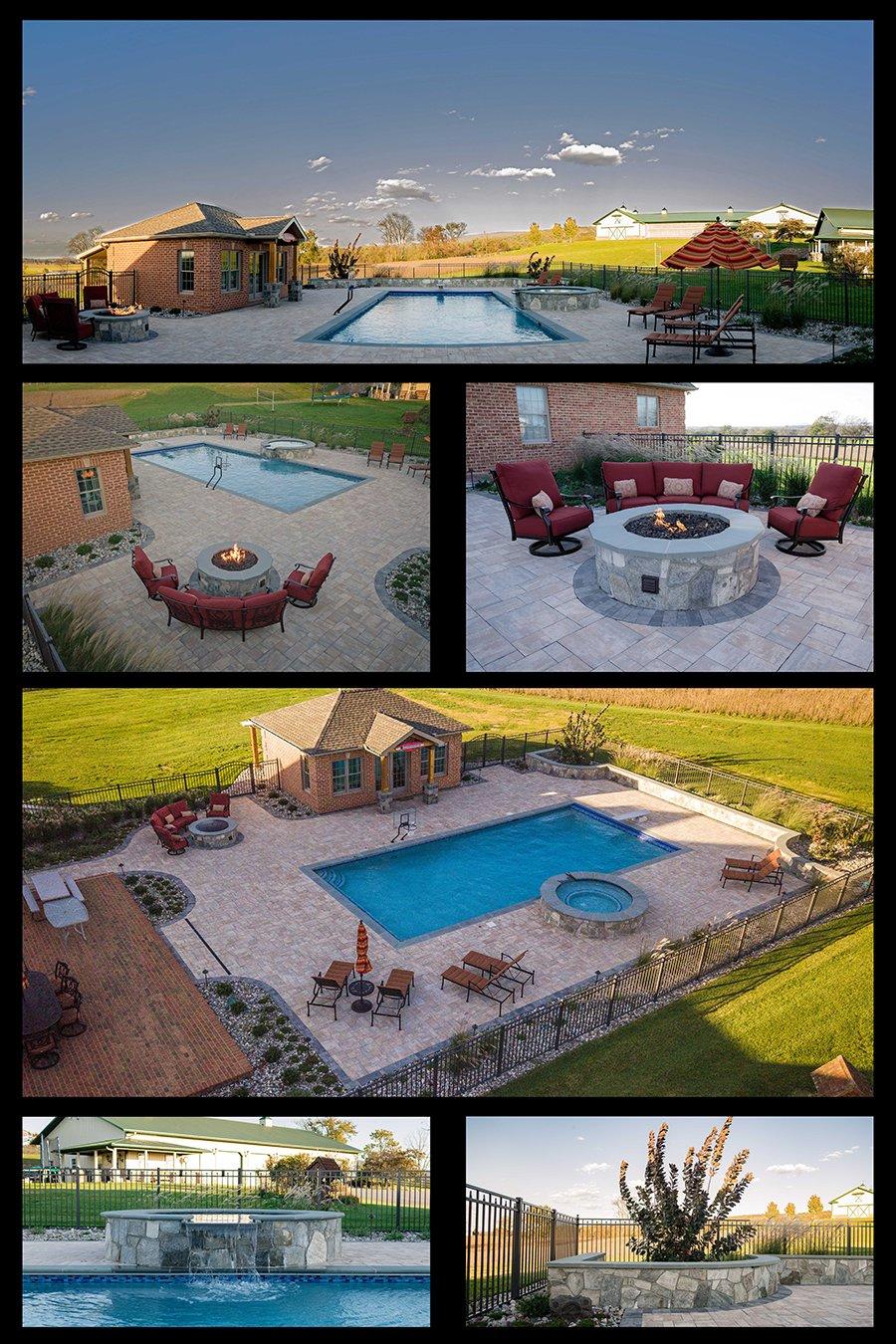 Howard County Swimming Pool Designer