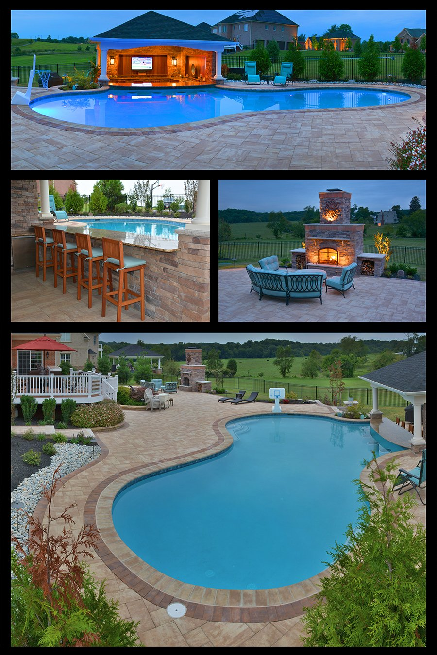 Swimming Pool Builder in Montgomery County