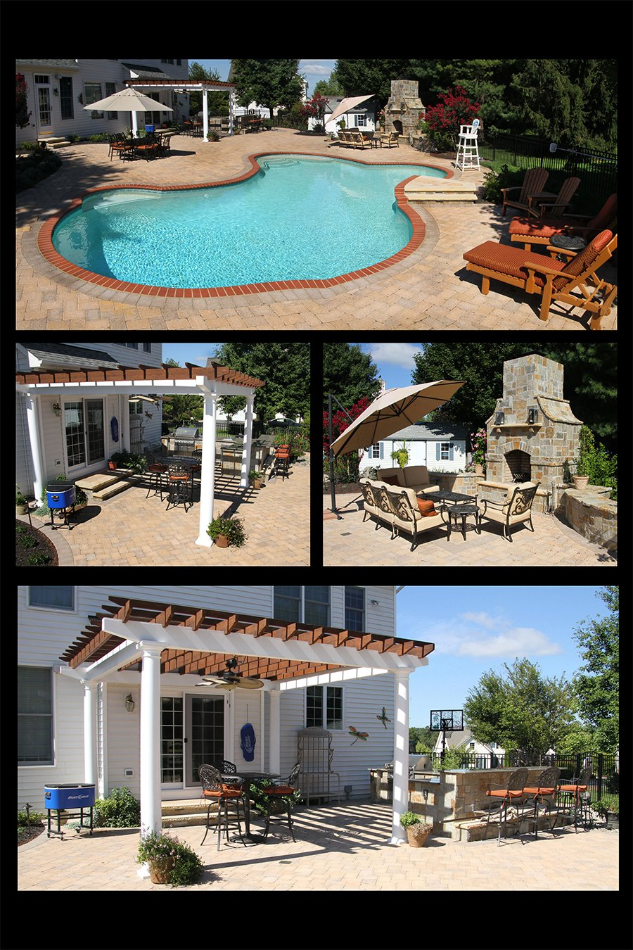 Swimming Pool Contractor in Ellicott City