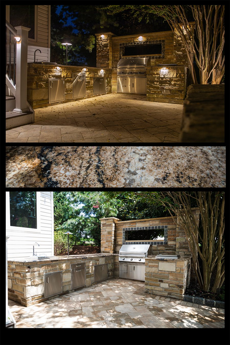 Outdoor Kitchen Builder in Baltimore County